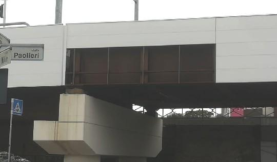 Ponte TRC danneggiato, Comune di Riccione sollecita impresa