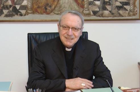 Una Pasqua di pace e perdono. Gli auguri del vescovo Lambiasi