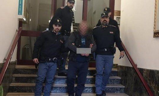 Arrestato malavitoso che si nascondeva nel residence coi