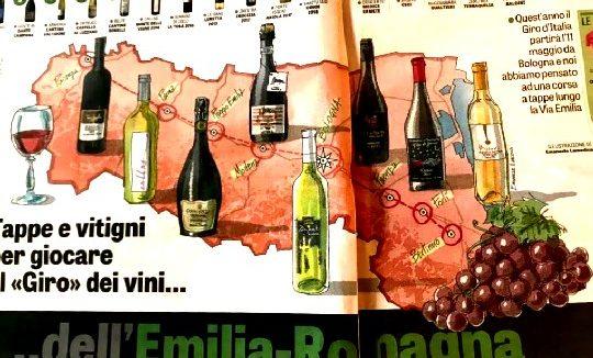 Presidente della Strada dei vini e dei Sapori dei Colli di Rimini Sandro Santini