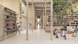 Scuola Panoramica a Riccione, approvato il progetto definitivo