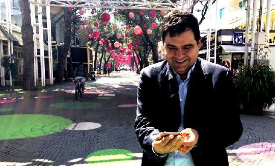 In viale Ceccarini arriva il wi-fi gratuito