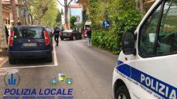 Incidente in viale Tasso a Riccione