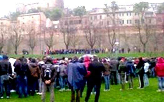 Via Crucis di GS a Santarcangelo: le modifiche al traffico