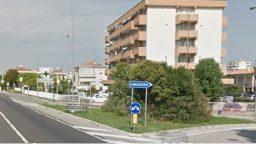 Auto contro moto a Rivazzurra, due feriti