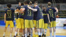 I gialloblu della Dulca Angels (foto Alfio Sgroi)