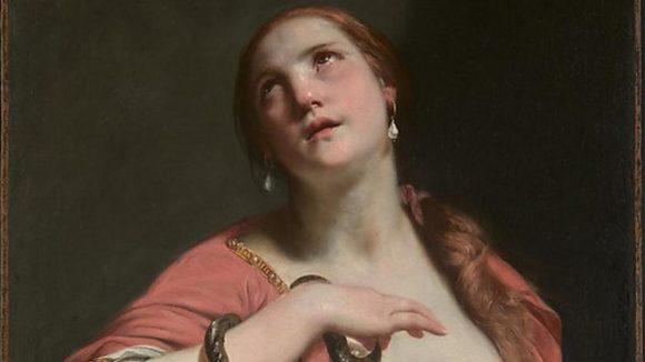La Cleopatra di Guido Cagnacci