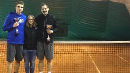 Morotti, Sara Pretelli (giudice-arbitro) e Angeli