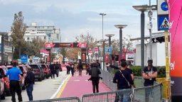 Il Giro entra nel vivo con l'incognita meteo