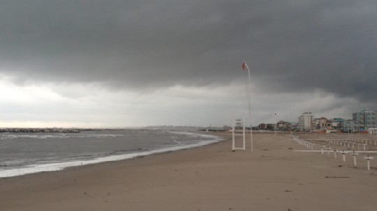Maltempo, a Rimini situazione sotto controllo