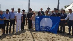 Bellaria Igea Marina innalza la Bandiera Blu