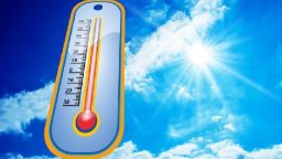 Il livello di rischio calore si alza