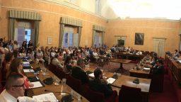 A Santarcangelo si insedia il nuovo Consiglio