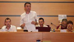 Misano, Barogi presidente del Consiglio. Gli indirizzi di Piccioni