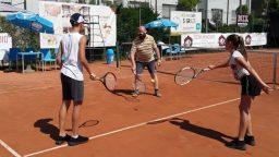 Camp di tennis e multisport 'Ceramiche Serra' di Modena