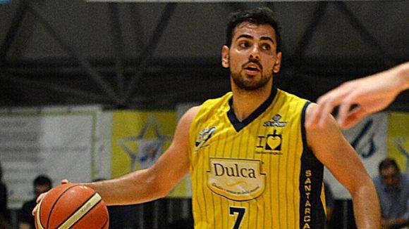 Santarcangiolese Basket: Francesco Fusco