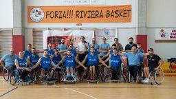 La Nazionale italiana di pallacanestro in carrozzina