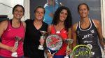 finaliste del torneo di doppio femminile (vincitrici Camorani-D'Ambrogio su D'Errico-Signorini)