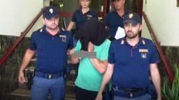 Sventata rapina in villa. La Polizia arresta due malviventi