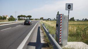 Autovelox sulla SS16, il Comune di Bellaria chiarisce