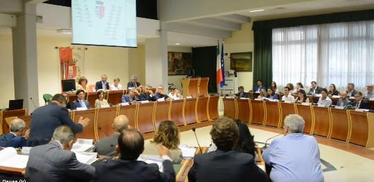 Il Consiglio Comunale di Rimini oggi in seduta
