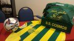 maglia e borsone Società Sportiva Cosmos