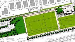 Centro sportivo Corpolò, Comune acquisisce terreni di privato inadempiente