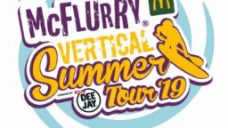 McFlurry Vertical Summer Tour 2019