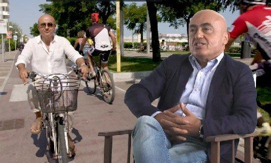 Romagnoli Dop. Bici e motori visti da Paolo Cevoli