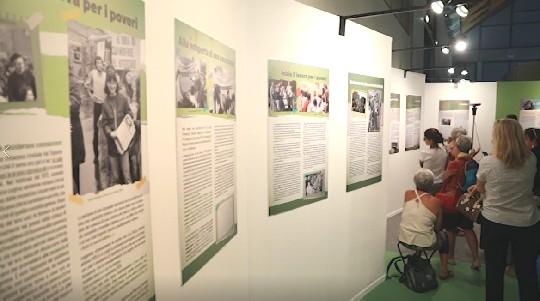 Al Meeting una mostra racconta Sandra Sabbatini