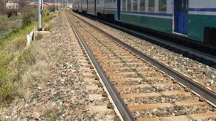 Investimento mortale. Riaperta la linea tra Santarcangelo e Rimini