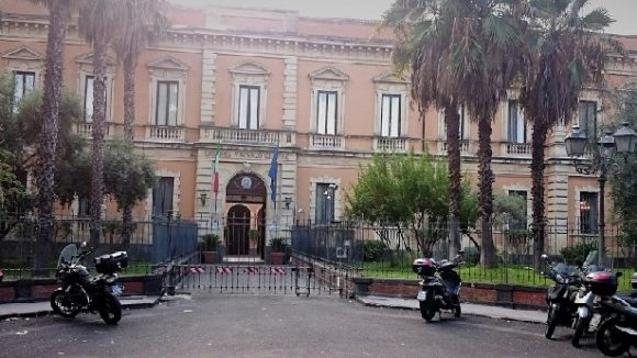 Operazione antimafia dei carabinieri di Catania, la ...