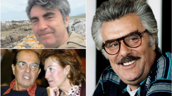 Vincenzo Muccioli, il figlio Andrea e i Moratti