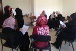 Madri di persone con disabilità durante una formazione con NoorWeg